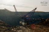 Arch of Illinois Bucyrus Erie 5560 WX (Horse Creek Mine)
