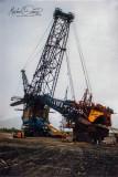 Arch of Illinois Bucyrus Erie 5872-WX BWE (Captain Mine)