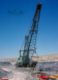 Arch Minerals Bucyrus Erie 1570W (Medicine Bow Mine)