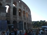 The Colosseum- An arena for gladiator contests and public spectacles