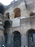 The Colosseum Started around 72 A.D. under the emperors of the Flavian family and completed in less than 10 years