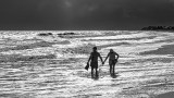 Walking in the Incoming Tide.jpg