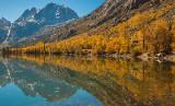 Silver Lake Morning Reflection