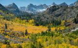 Bishop Creek Canyon Fall Color