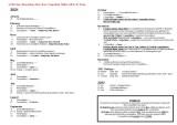 Club Programmes & Forms