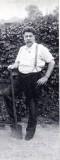 Leopold Faure, propriétaire du groupe de terrains qui devint le parc Faure . Photo publiée par le C.A.H.R.A.