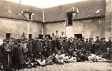 Détachement de militaires français 1916 - Origine J.P. Guilbert