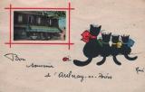 Cartes Postales de Bienvenue, Humour et Multi-vues