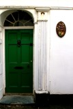 Green Door of the Mouse House