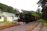 West Coast Wilderness Railway.