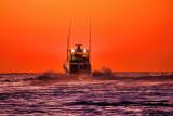 Boat at Sunris