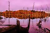 Reservoir Fall