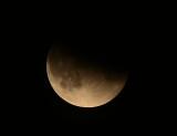 Partial Lunar Eclipse.