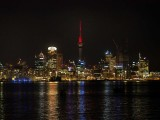 Auckland Harbour at Night 2