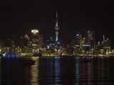 Auckland Harbour Night 2