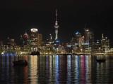 Auckland Harbour Night 6