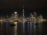 Auckland Harbour Night 7