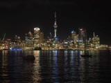 Auckland Harbour Night 8