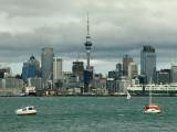 Auckland Harbour 1