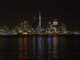 Auckland Harbour Night 4