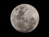 Full Moon 1 E-M10 II with 75-300 lens