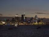 Auckland Nightfall 1