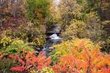 Skaneateles Falls, Falls