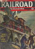 Railroad Magazine Covers
