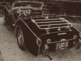 TR 3, circa 1960