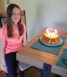 Savanna and cake
