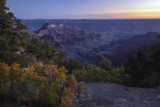 North Rim Sunset, Grand Canyon, Arizona