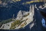 Rock Castles Near Gunnison, Colorado