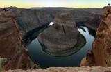 Horseshoe Bend, Navajo Nation, Page, Arizona
