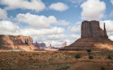Cast Shadows and Broken Light, Monument Valley, Arizona