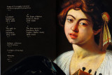 Paintings of Caravaggio (1571-1610)