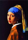 Paintings of Johannes Vermeer (1632-1675)