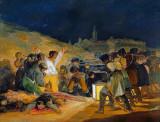 Paintings of Francisco de Goya (1746-1828)
