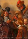 Paintings of Jan Steen (1626-1679)