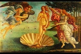Paintings of Sandro Botticelli (1445-1510), an Early Reneissance Artist