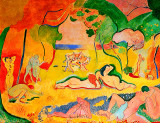 Paintings of Henri Matisse, 1869-1954