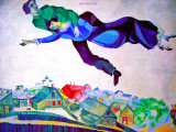 Paintings of Marc Chagall (1887_1985)