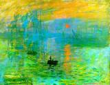 Paintings of Claude Monet (1840-1926)