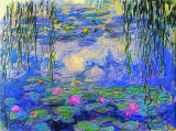 Paintings of Claude Monet (1840-1926)
