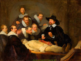 Paintings of Rembrandt (1606-1669)