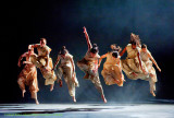Images of Modern Ballet Performances