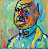 Paintings of Alexej von Jawlensky, Russian (1864-1941)