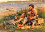 Paintings of Kostantin Makovsky (1839-1915)
