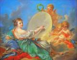 Paintings of François Boucher (1703-1770)