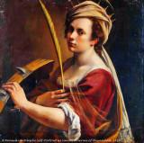 Paintings of Orazio Gentileschi (1563-1639) and Artemisia Gentileschi (1593-1653)