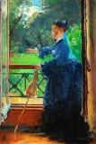 Paintings of Alfred Stevens (1823 – 1906)
